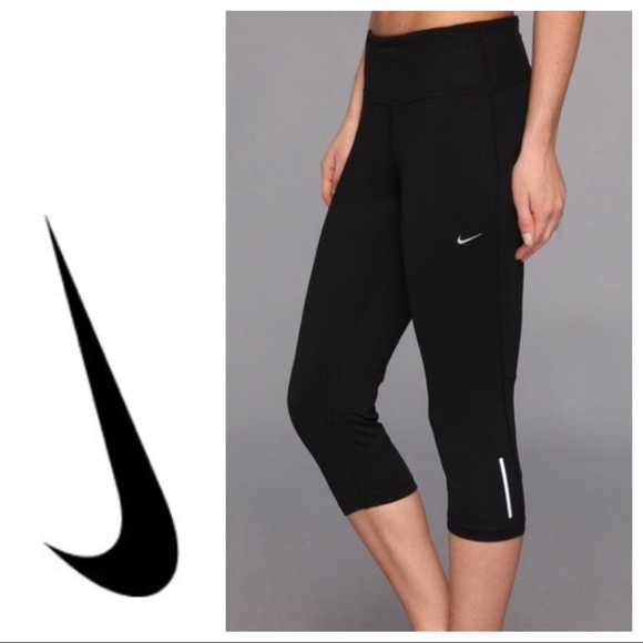 6bb651f00d6d Nike EPIC Running Dry fit Capri. M 5b5554ab1070ee291ec2e213. Other Pants ...